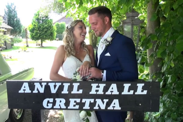 Getting Married at Anvil Hall